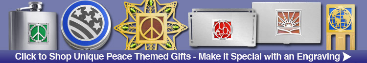 Unique Peace Gifts