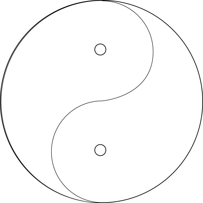 yin yang yo coloring pages - photo#41