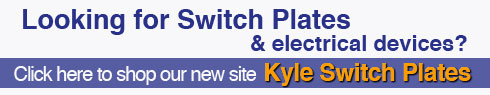 Shop Kyle Switch Plates for Electrical Wall Plates, Switches and Outlets